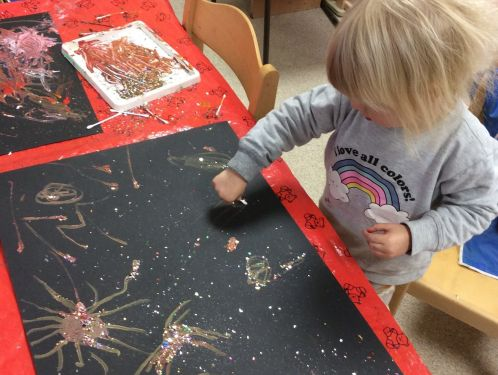 Preschool focus on 'Understanding the World'
