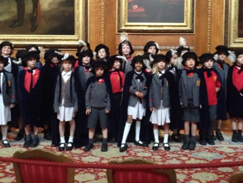Year 3 visit Windsor Castle