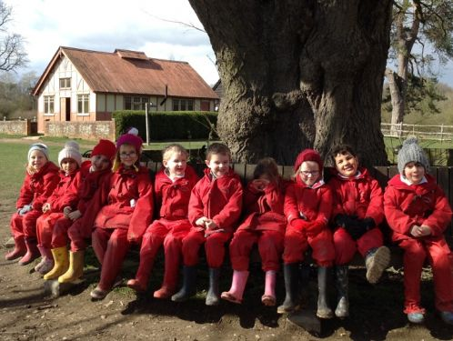 Year 1 have an exciting trip to The Chiltern Open Air Museum