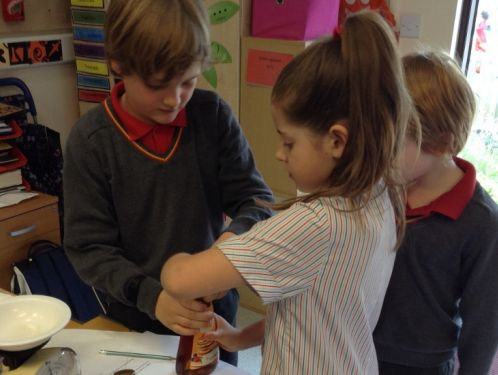 Year 3 learn to scale up and down in Maths