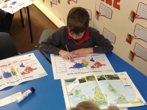 Year 2 - discovering India