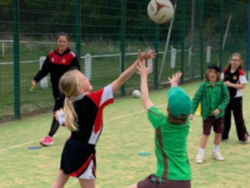 PE Department News - Inter-school sport is back