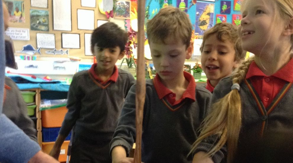 Year 3 make a model of our intestines