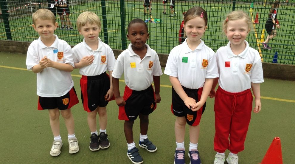 Reception enjoy a sporty week