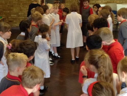Year 4 drama with difficult dilemmas