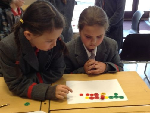 Year 3 crack the column method for subtraction