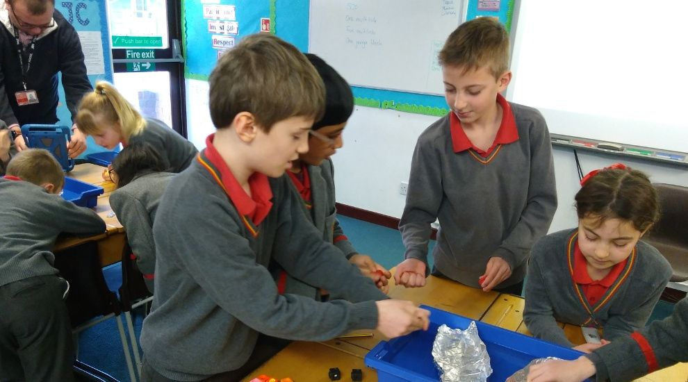 Year 4 immerse themselves in 'Take One Picture' week