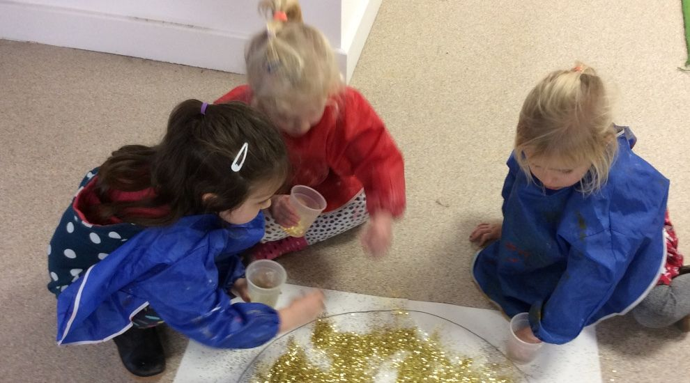 Preschool presents 'Strictly Christmas'