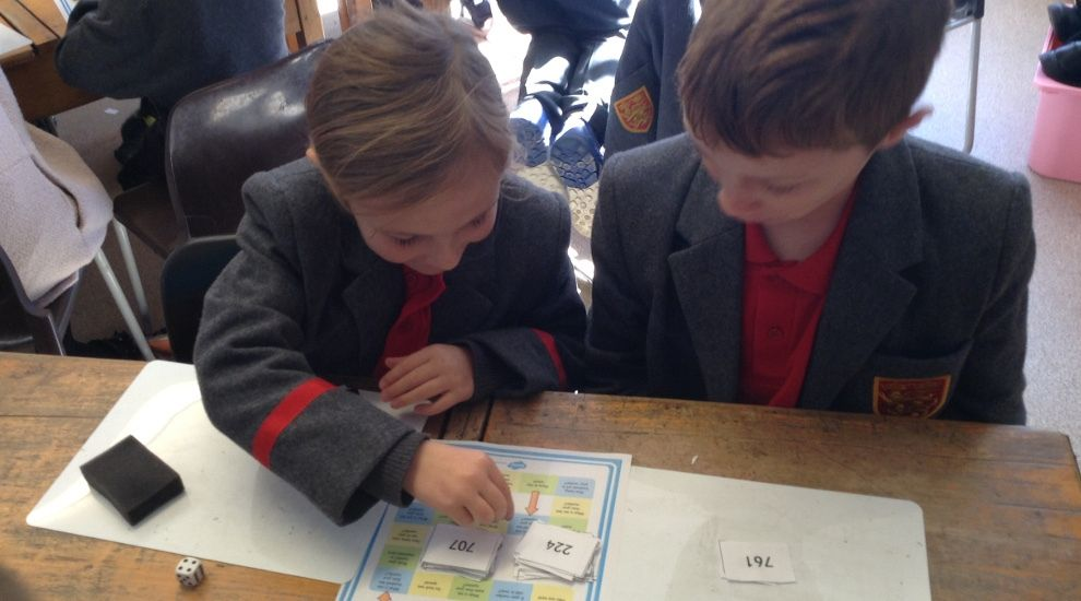 Year 3 develop mental strategies for addition and subtraction