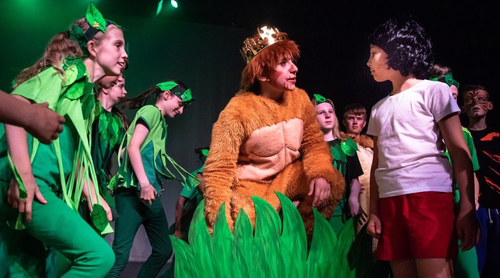 Year 6 proudly present 'The Jungle Book'