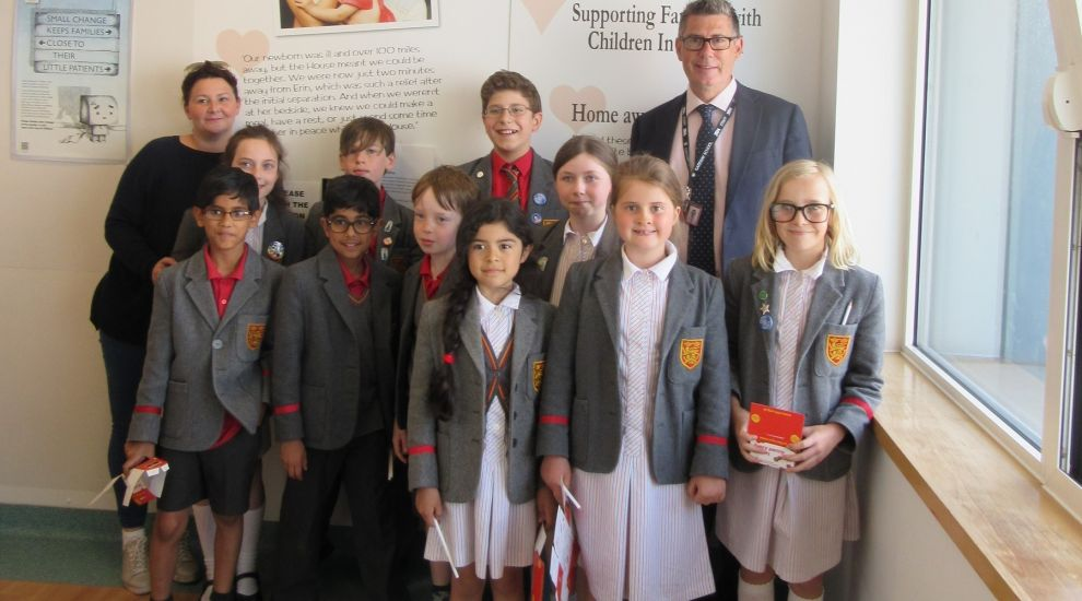 Gateway School raises £7500 for Ronald McDonald House Charities