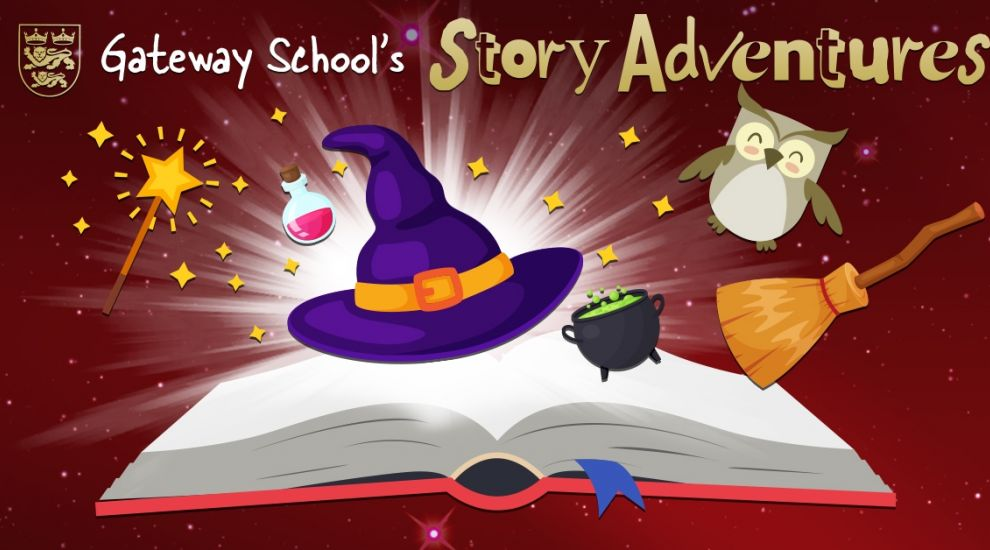 Join us for a Story Adventure