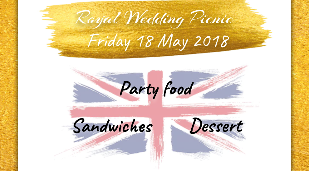 Royal Wedding Picnic