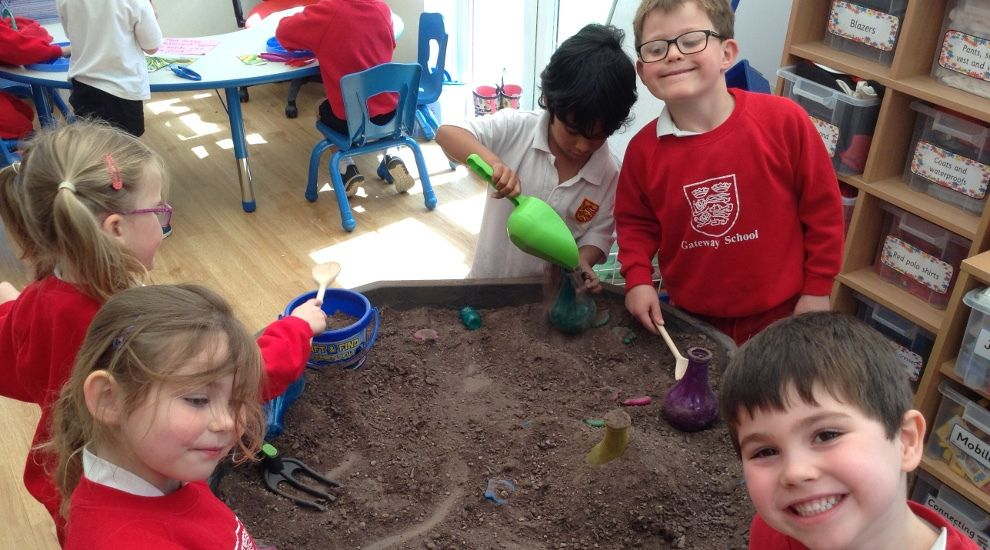 Reception consider plant life cycles