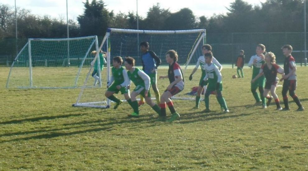 U11 Chiltern and South Bucks Cup Match - 5 March 2018