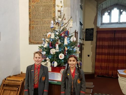 Great Missenden Christmas Tree Festival