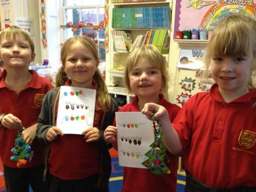 Year 1 wish you all a very Merry Christmas and a lovely start to the New Year!