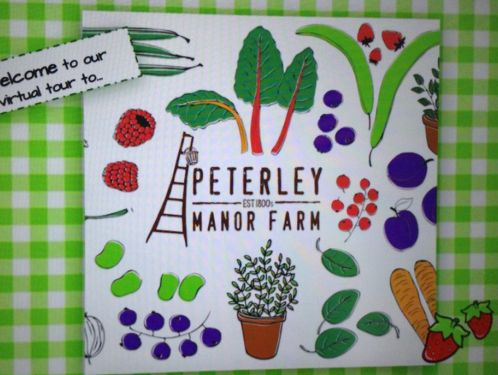 Year 1 enjoy a tour of Peterley Manor Farm