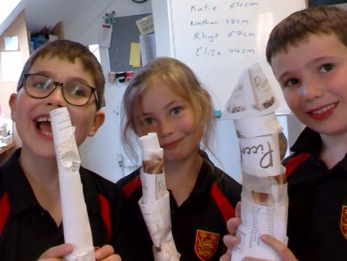 D&T club structural engineering challenge