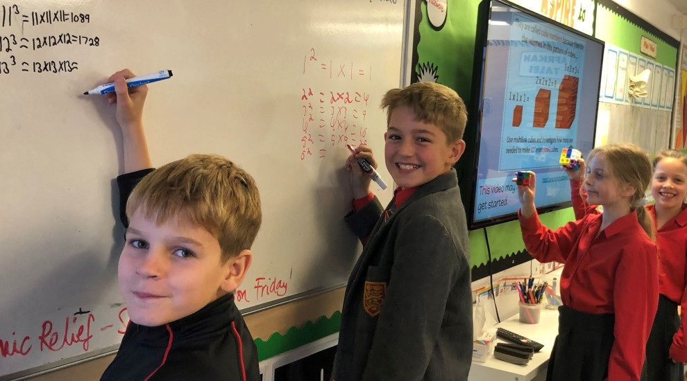 Year 5 - investigating new types of numbers