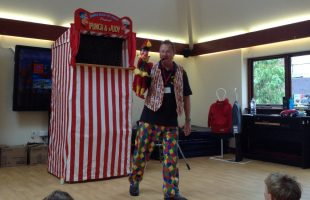 Year 2 punch and judy 3