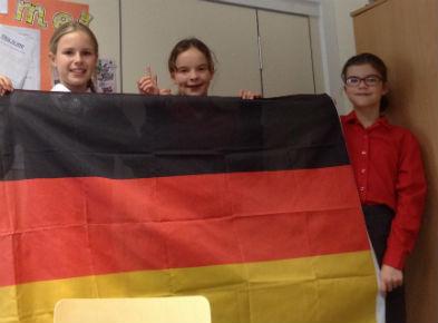 German flag year 6