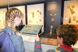 Year 4 British Museum 3